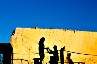 Sicily, Engagement Photo Session by Nino Lombardo Photographer, Italy